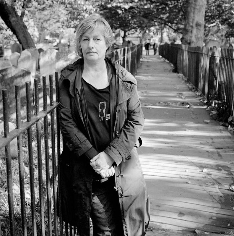 Majda Koren (foto Mike Crawford)